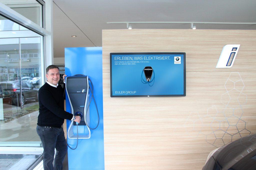 Cyril von Recum: Elektromobilität bei BMW