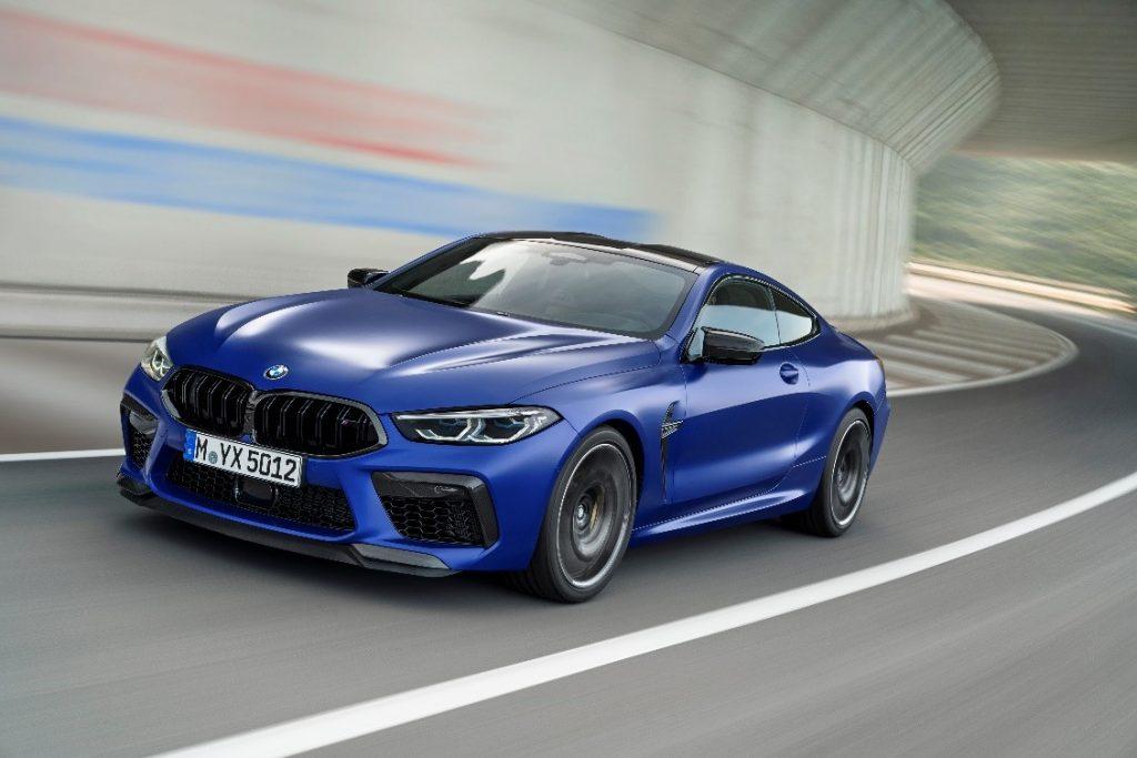 Hochleistung und Luxus vereint: Das BMW M8 Competition Coupé. Foto: BMW
