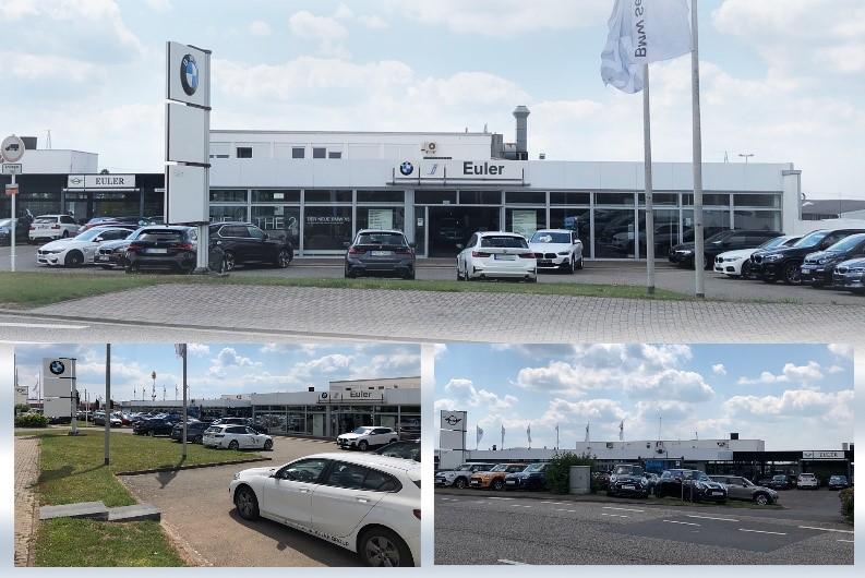 Das EULER-Autohaus in Pirmasens spendet Bobby Cars